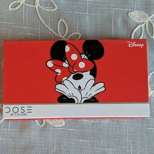 Dose of Colors Minnie Eyeshadow and Blush Palette